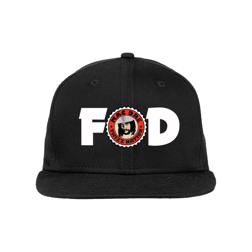 Image of PHILTHY x THIZZ - FOD SNAPBACK