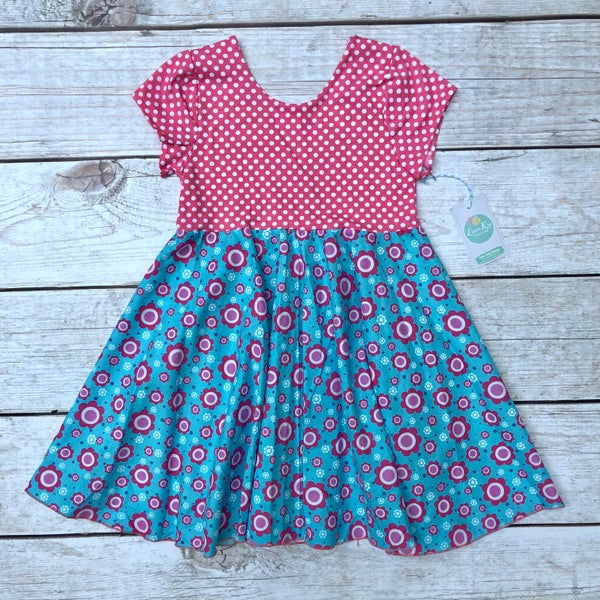 Image of Cap Sleeve Thea Size 2