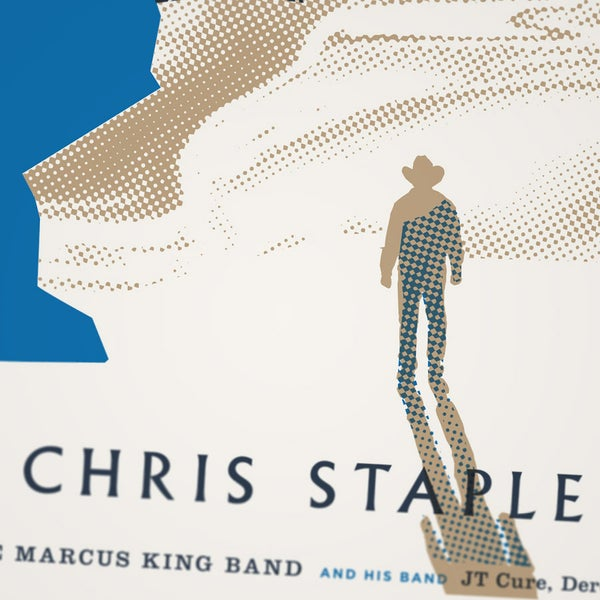 CHRIS STAPLETON – Erie, PA - Sorry.