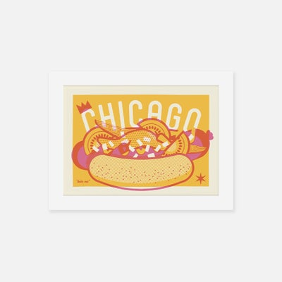 CHICAGO DOG MINI - Sorry.