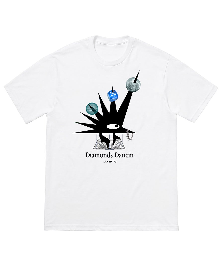 Image of PARTY TEE (WHITE)