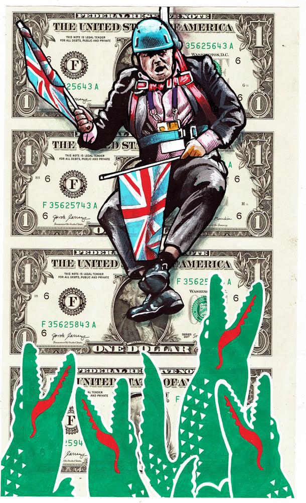 Image of Uncut Dollars Original LaCock