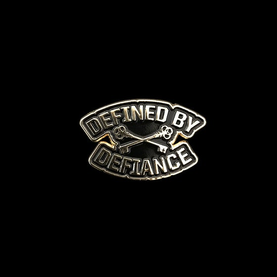 Image of Defiance Pin