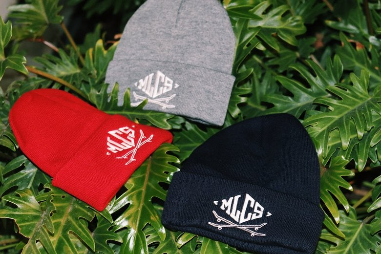 Image of MLCS co. Beanies