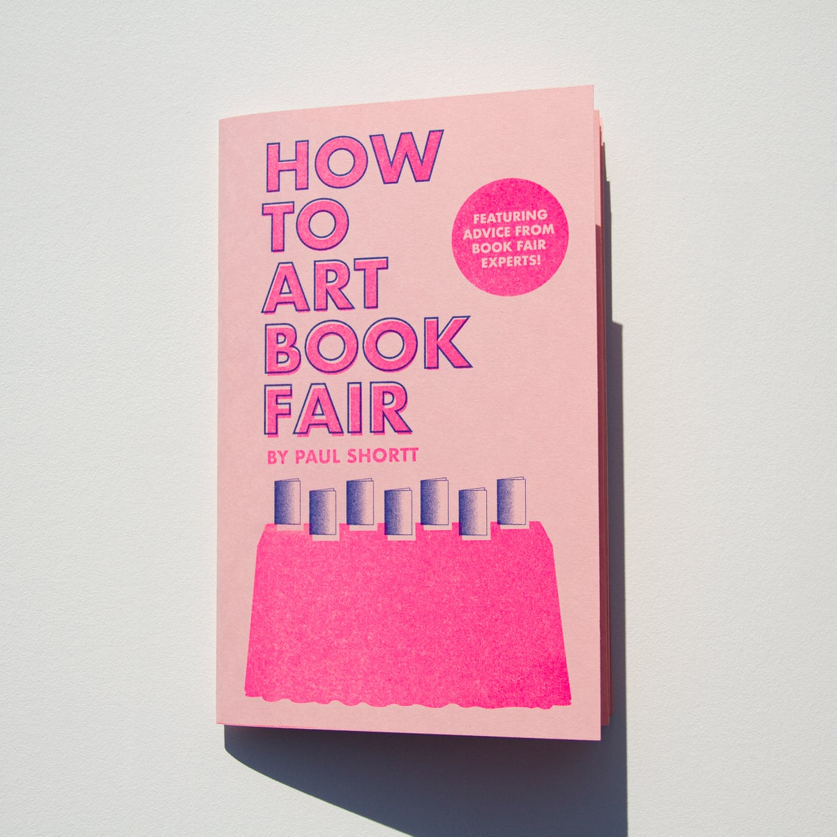 Image of How to Art Book Fair (Expanded Edition)