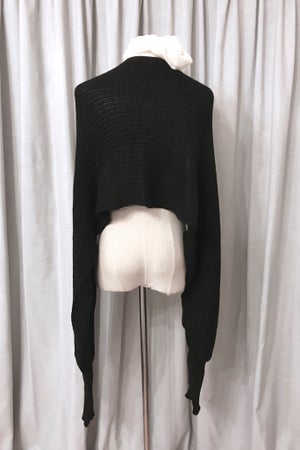 Image of SAMPLE SALE - Unreleased Knit Shrug