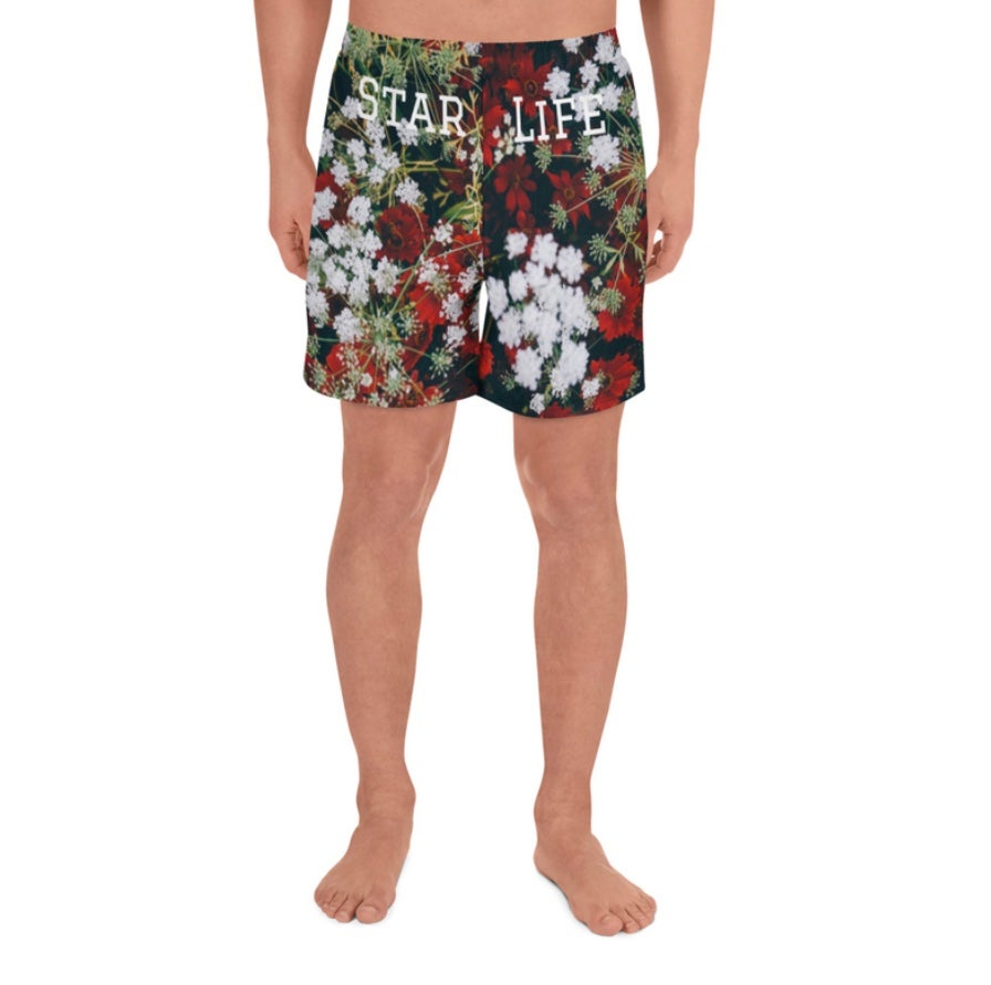 Image of Starlife Floral Board-Shorts