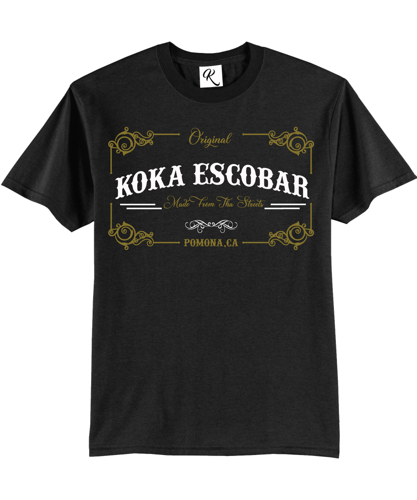 Image of KOKA ESCOBAR - LIMITED EDITION