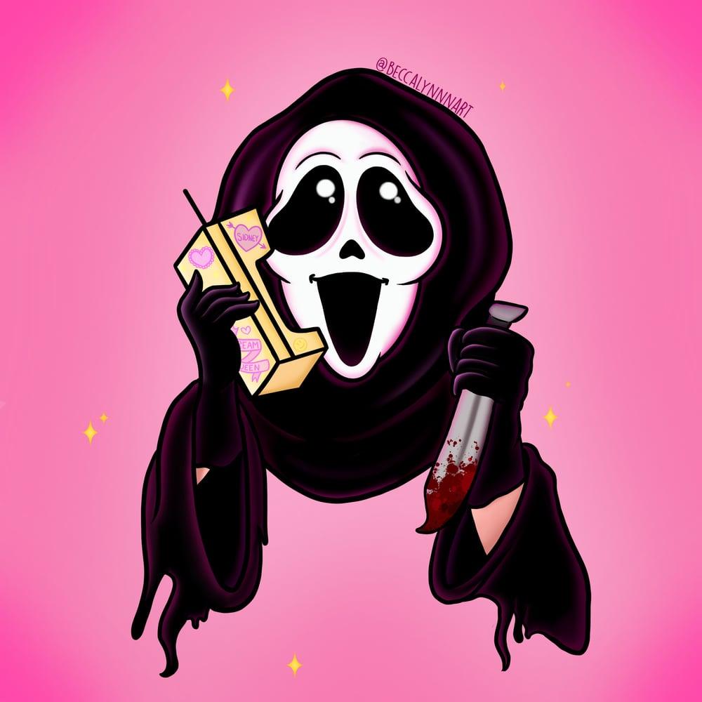 Image of Scream Queen