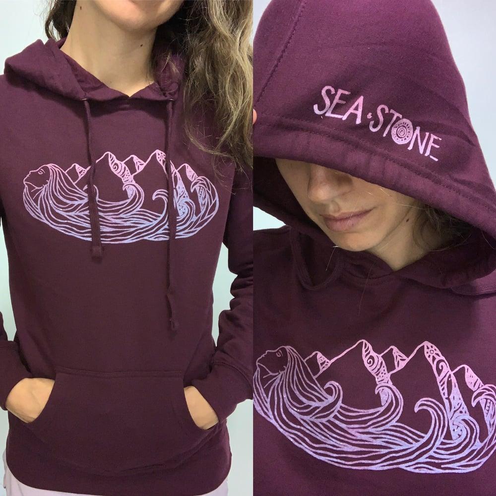 Image of Mountain Sea Lady sweatshirt
