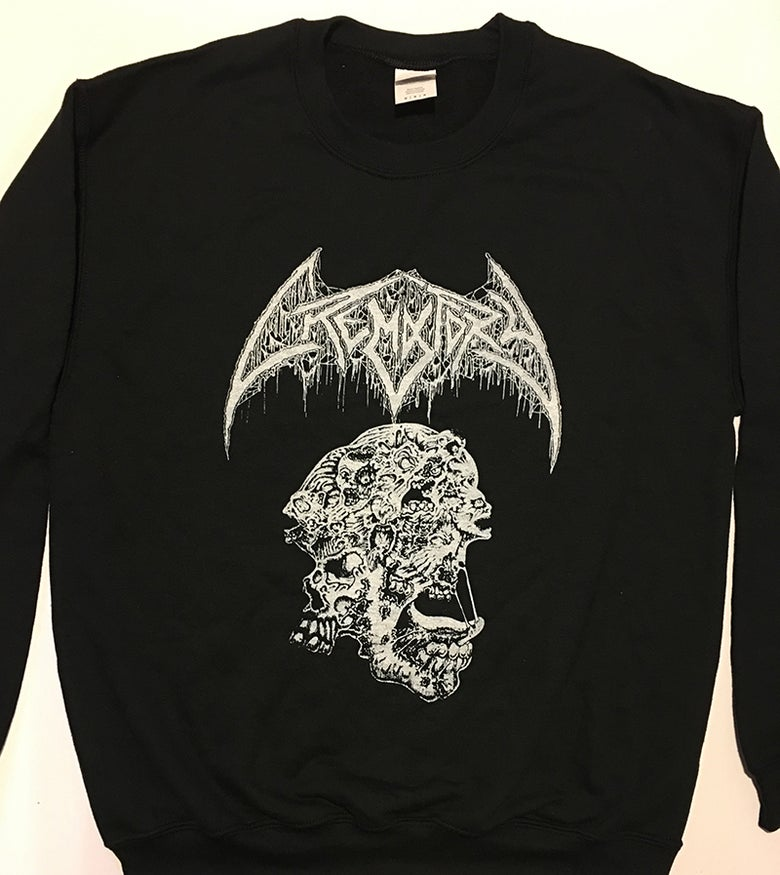 "Image of Crematory "" Requiem Of The Dead "" Sweatshirt"