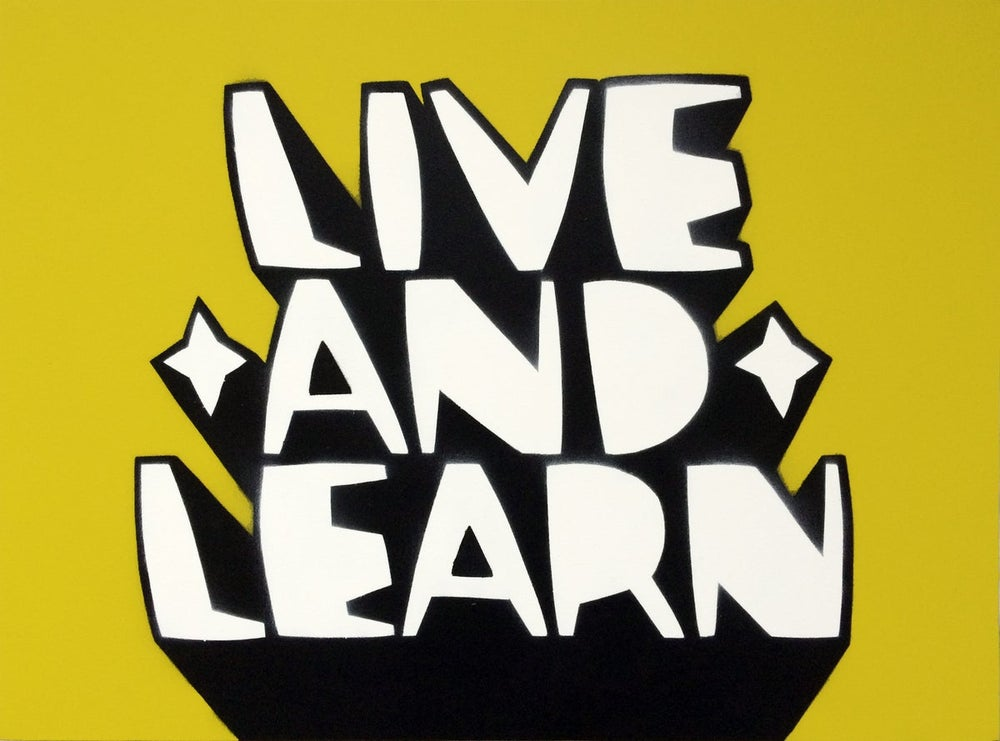Image of Kid Acne: Live and learn