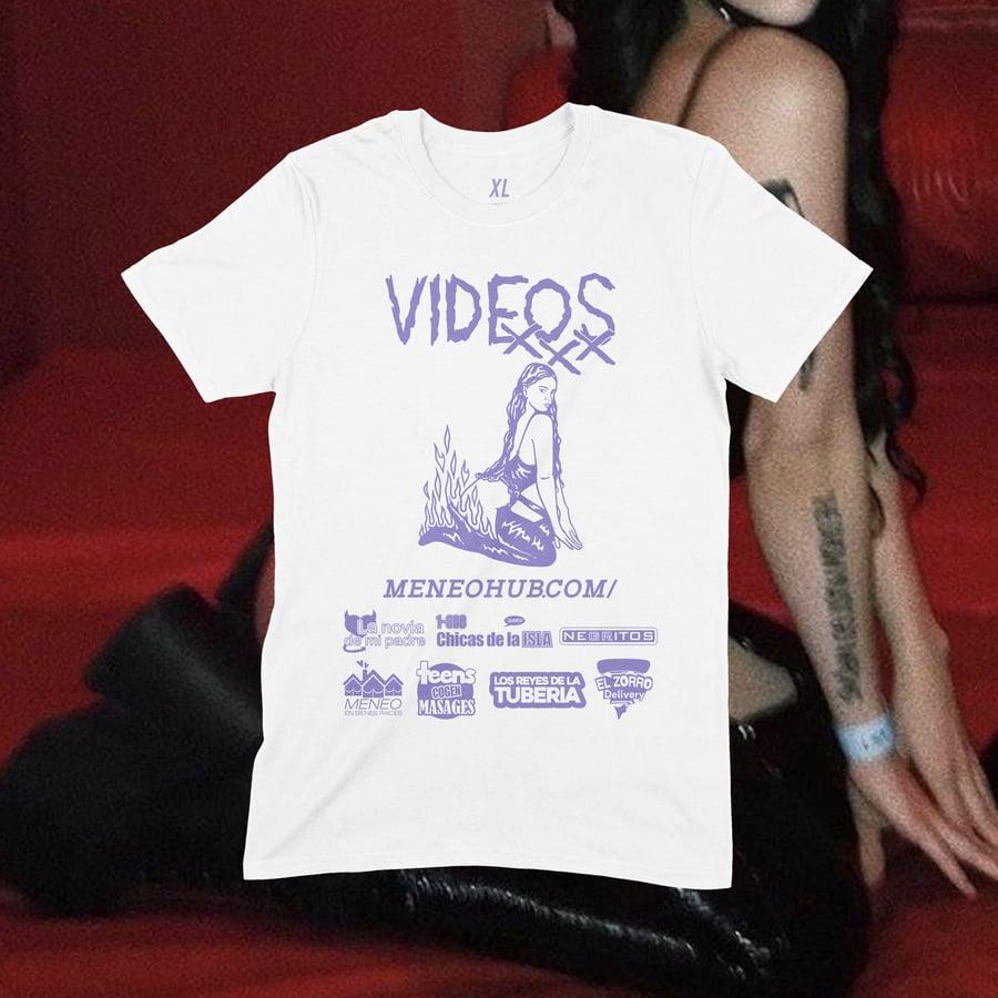 Image of MENEOHUB.com T-Shirt (White)