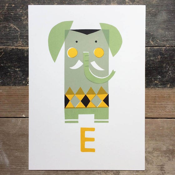 Image of E is for...