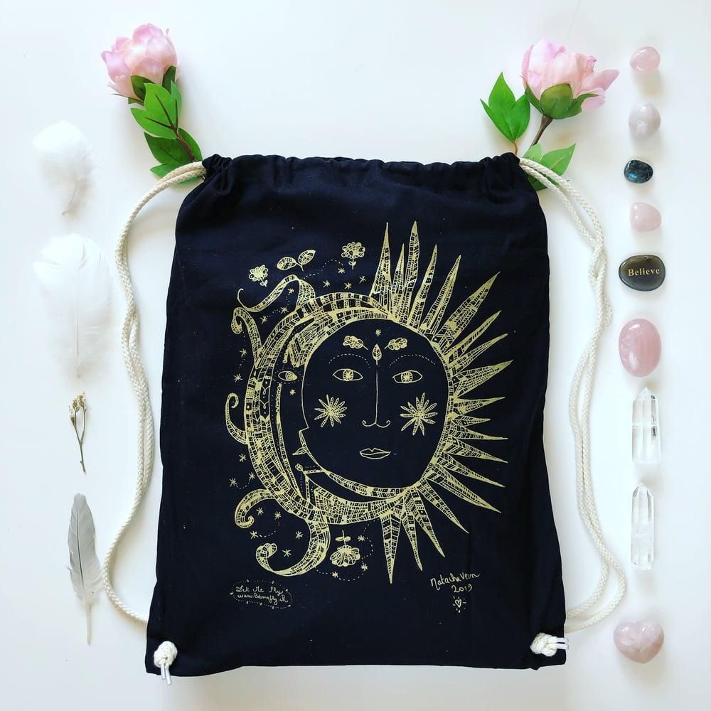 Image of Gym Bag *Sun & Moon*