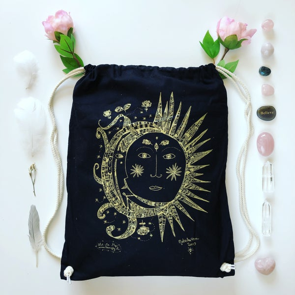 Image of Gym Bag *Sun & Moon*