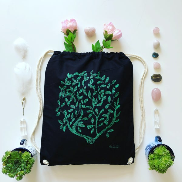 Image of Gym Bag *Tree of life*