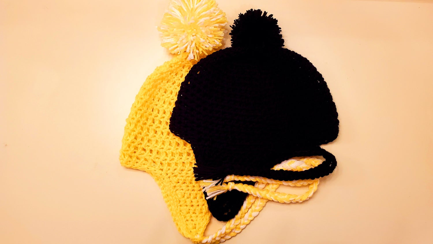 Image of Trapper Beanie- Single Color