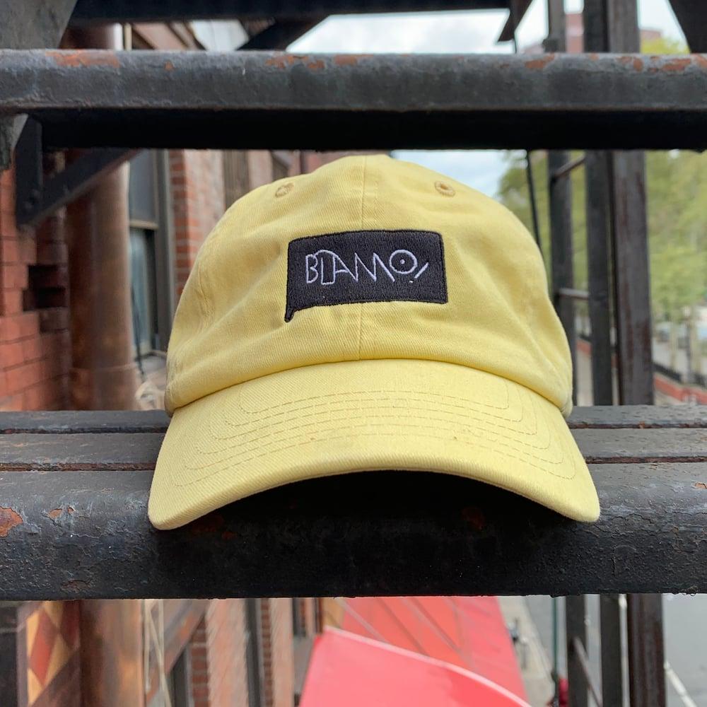 Image of Blamo! Hat - Yellow