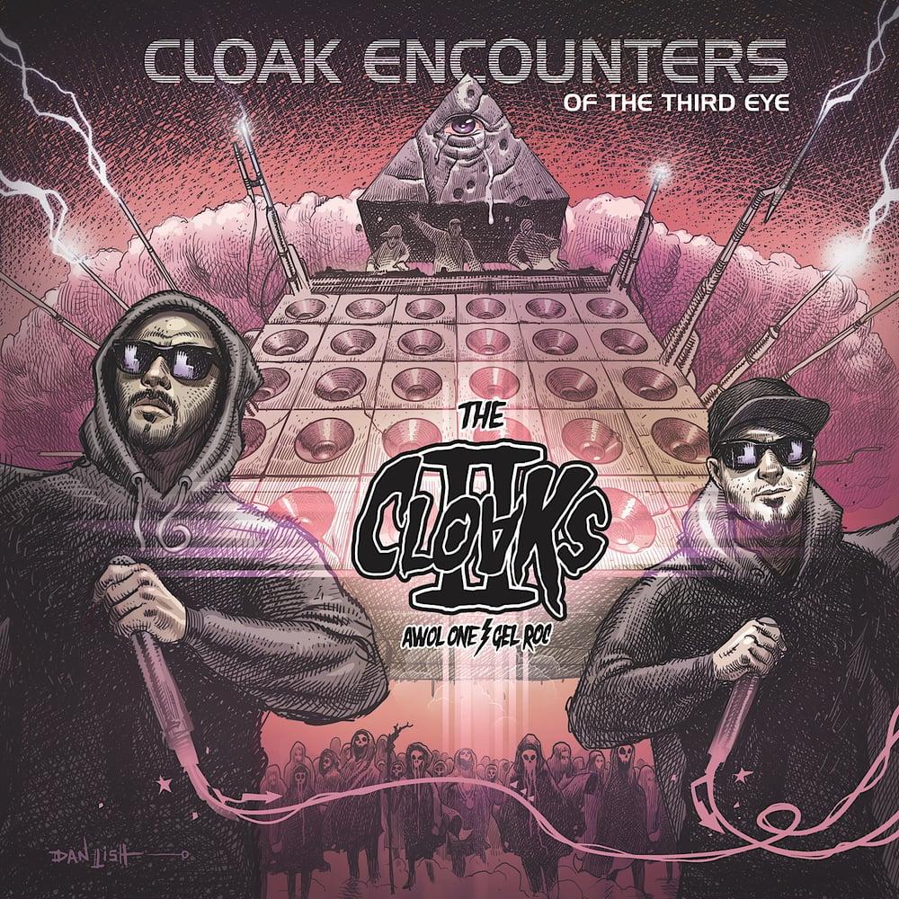 Image of THE CLOAKS - CLOAK ENCOUNTERS