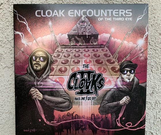 Image of THE CLOAKS - CLOAK ENCOUNTERS