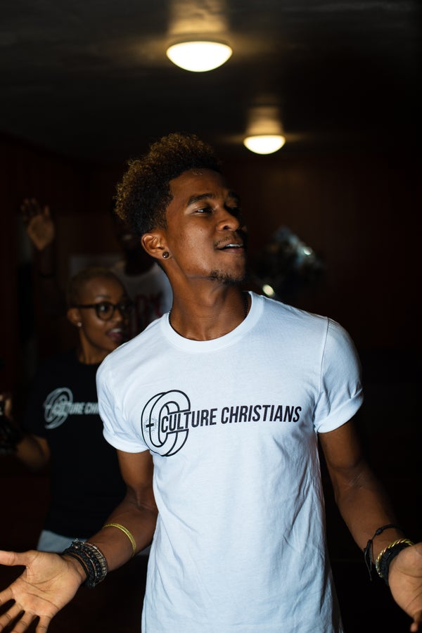 Image of White Culture Christians T-Shirt