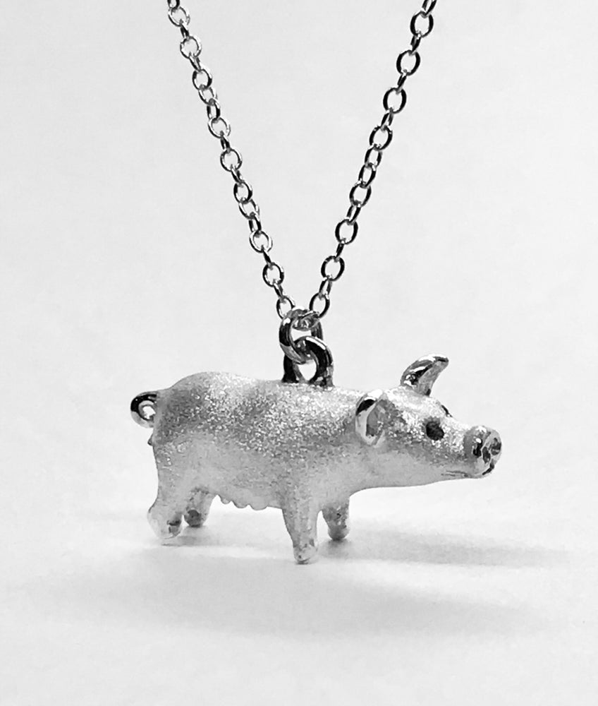 Image of Pig Pendant