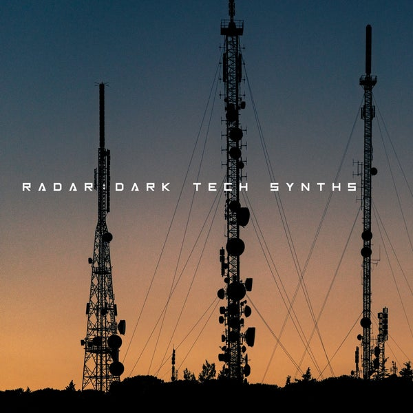 Image of Radar Dark Tech Synths