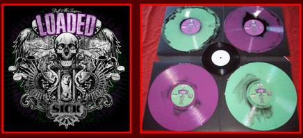 "Image of DUFF MCKAGAN'S LOADED ""Sick"" LP+Bonus 7"" inside!"