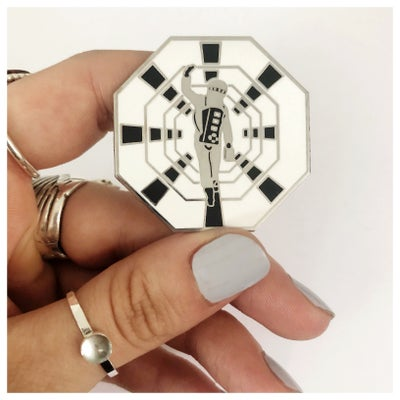 Image of 2001: A Space Odyssey Enamel Pin