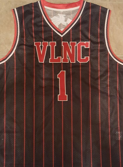 Image of VLNC :  LIMITED EDTION  VLNC BASKETBALL JERSEYS
