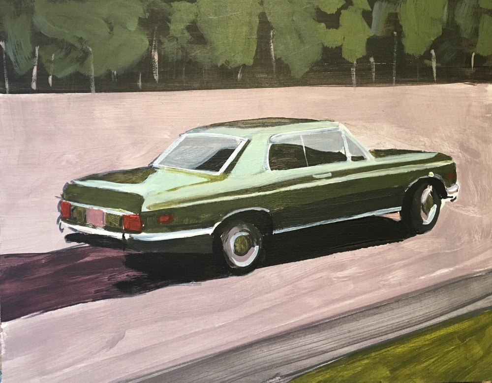 Image of Study: Mercedes 250c II