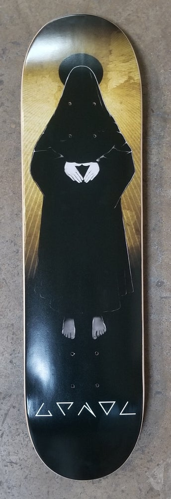 """Image of GRENDEL Skateboard """"Ascending the Abyss"""" (Strictly limited to 25 pcs!)"""
