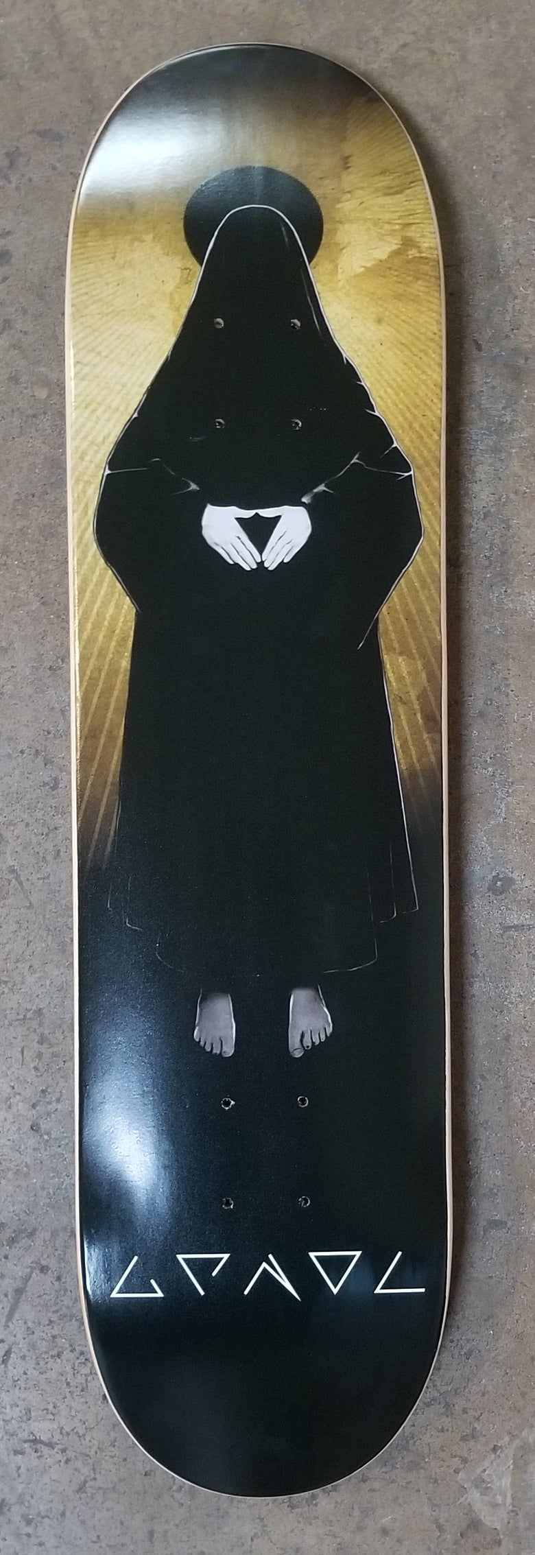 "Image of GRENDEL Skateboard ""Ascending the Abyss"" (Strictly limited to 25 pcs!)"