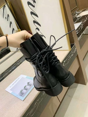 Image of A. Wang Lace Back Boots