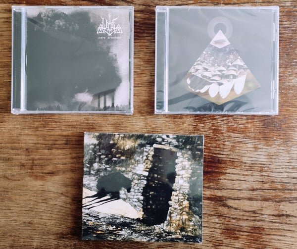 Image of New York Black Metal 3-cd package
