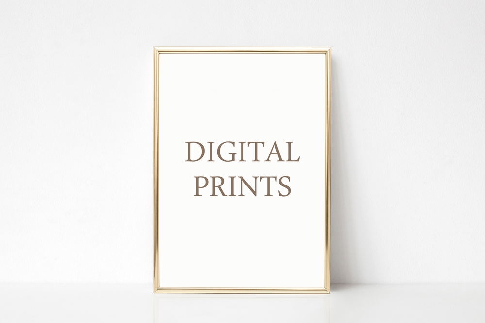 Image of A4 Digital Prints