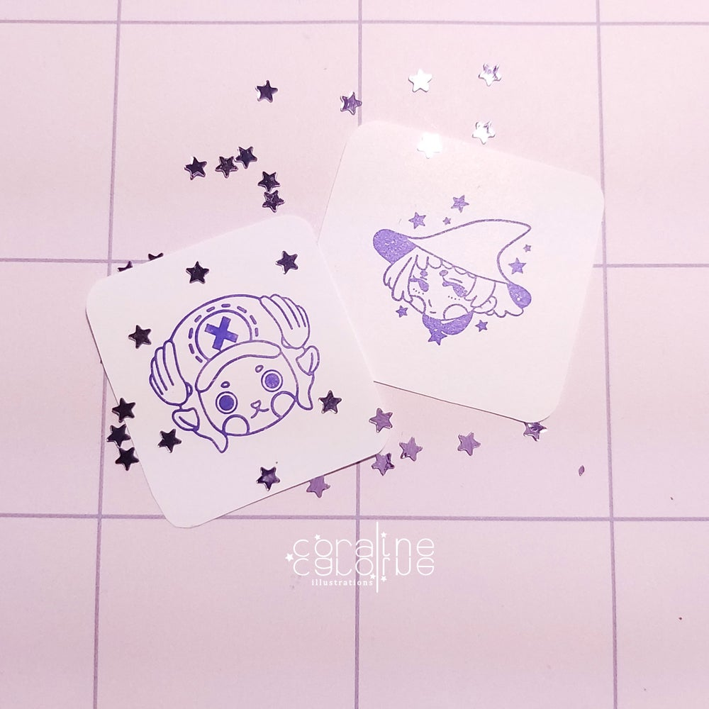 Image of Stationary Stamps