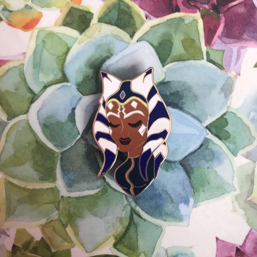 Image of Ahsoka Tano Enamel Pin
