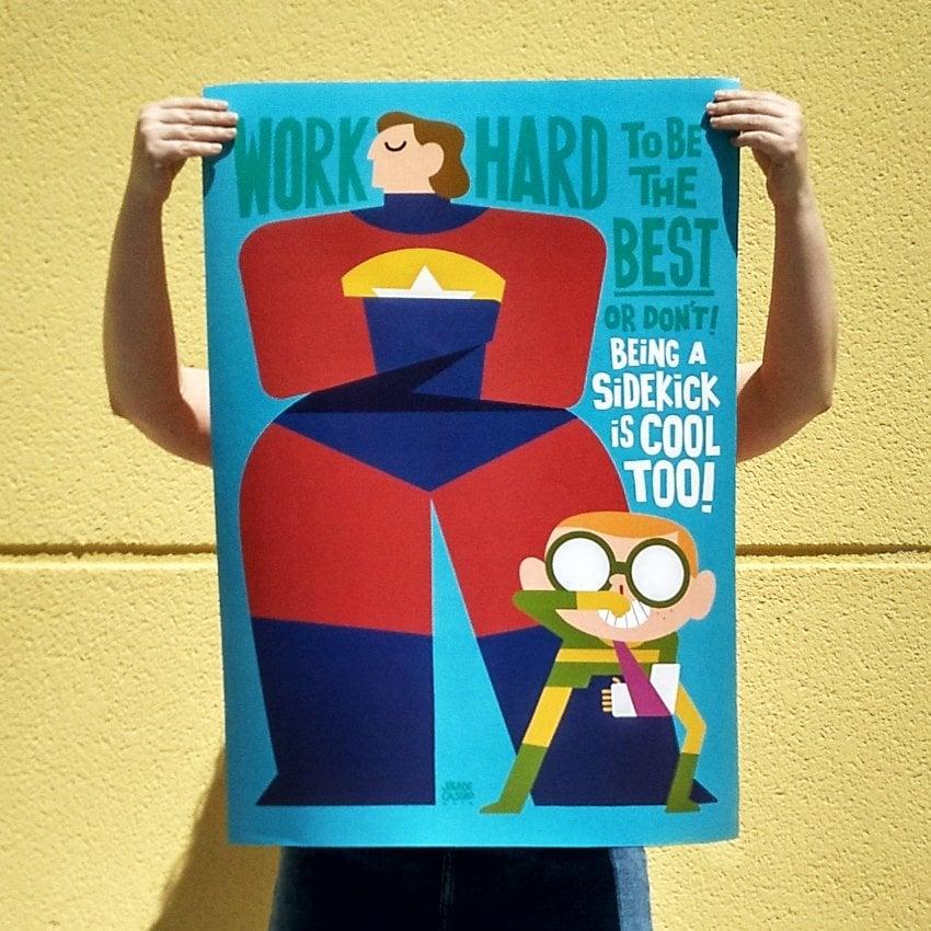 Image of Sidekick Poster
