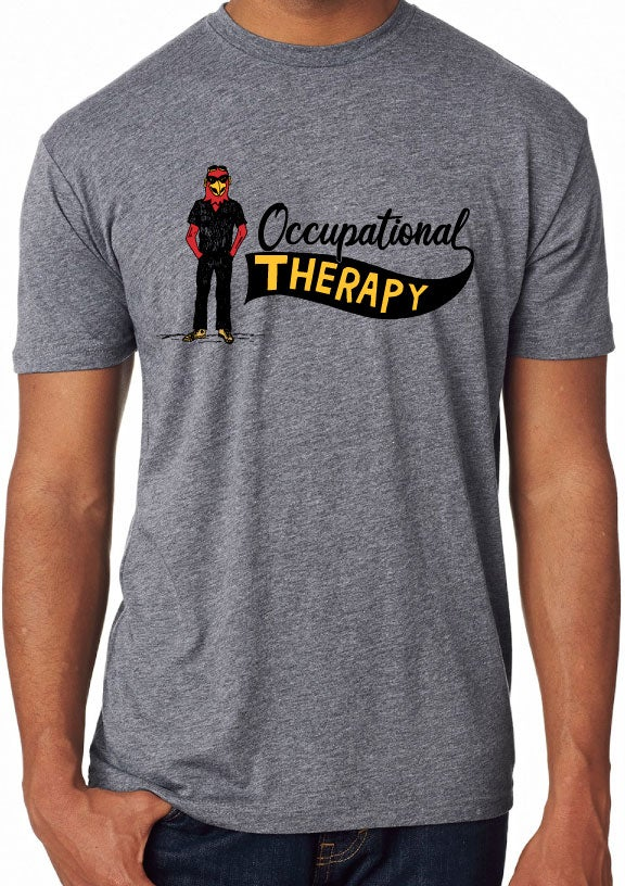 Image of ULM Occupational Therapy Tee- Pre Order