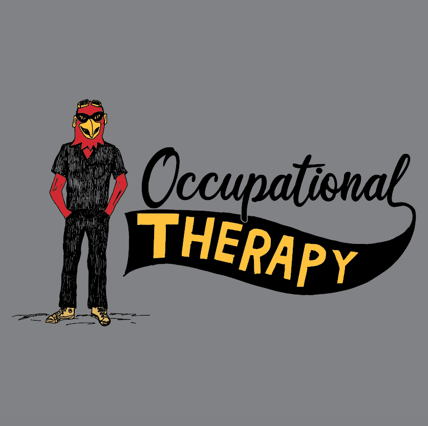 Image of ULM Occupational Therapy Tee-