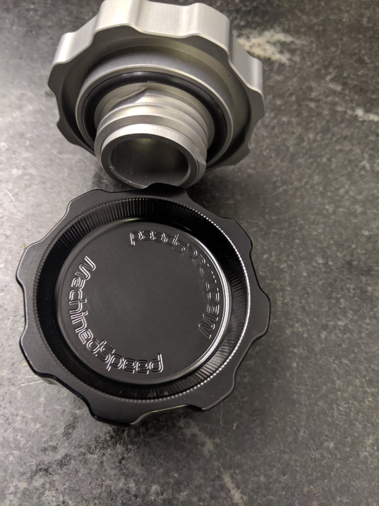 Image of Billet oil caps
