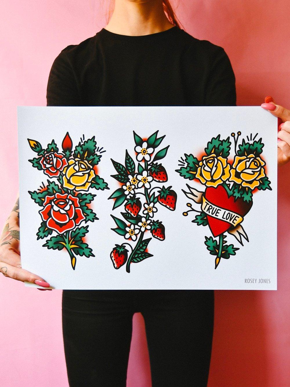 Image of Print True Love