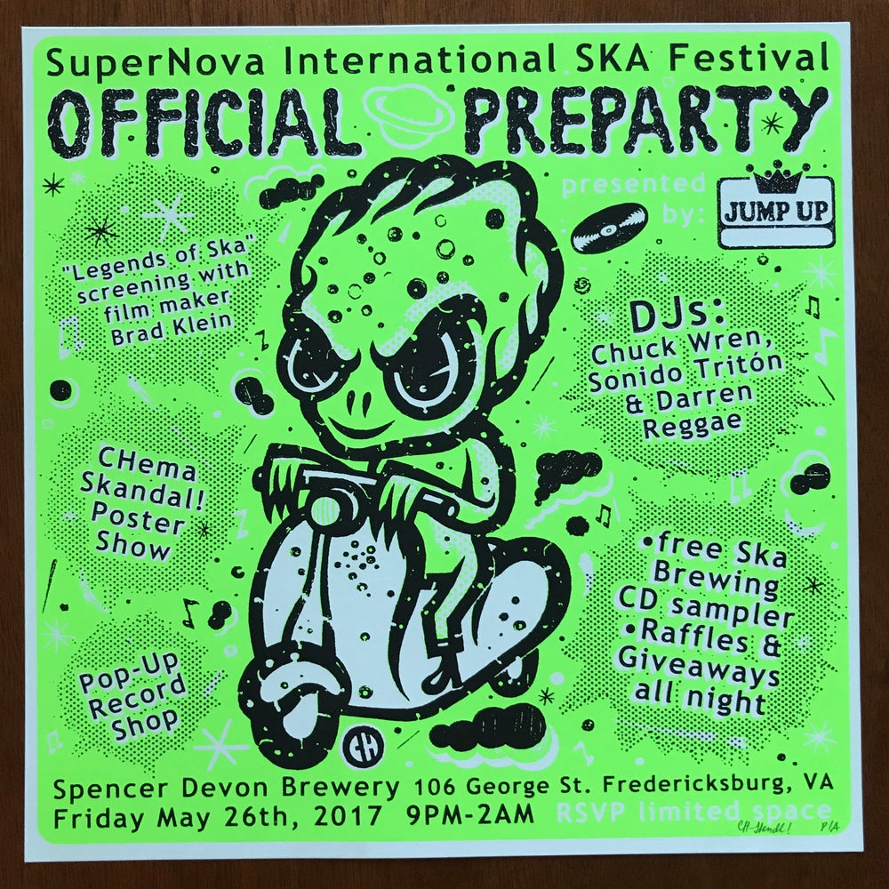 Image of Supernova preparty