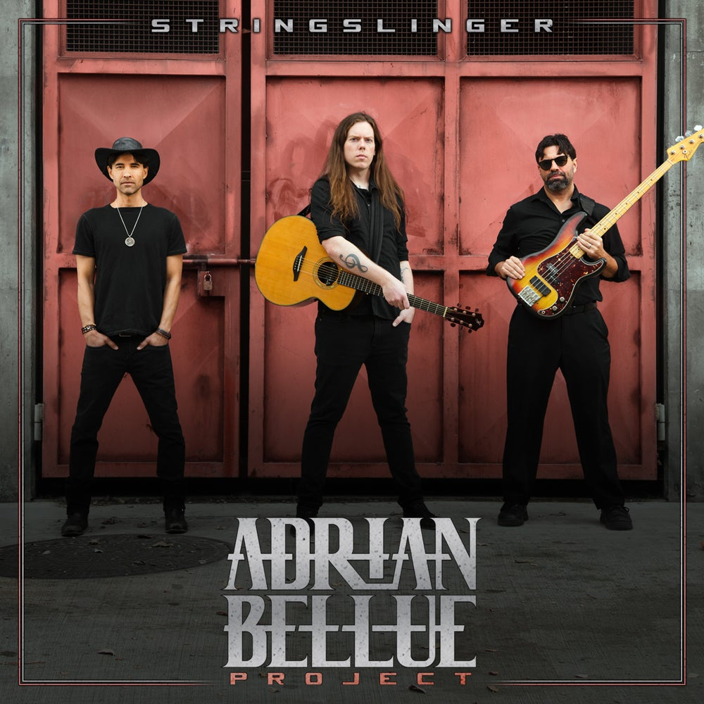 Image of Adrian Bellue Project - Double Disc