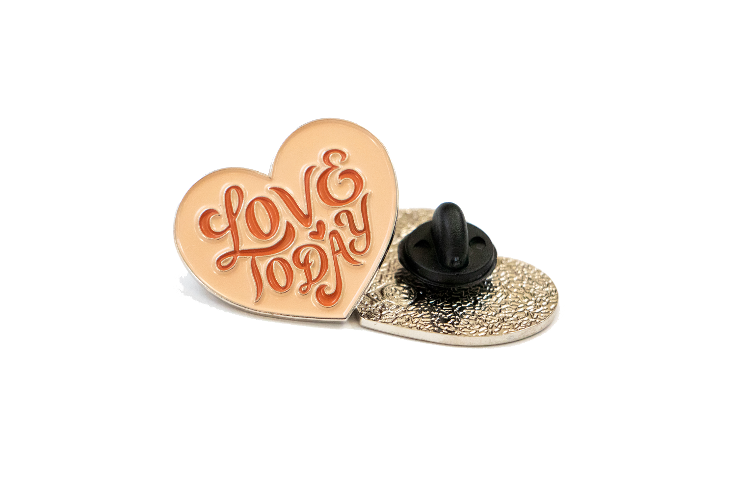 Image of Love Today Enamel Pin