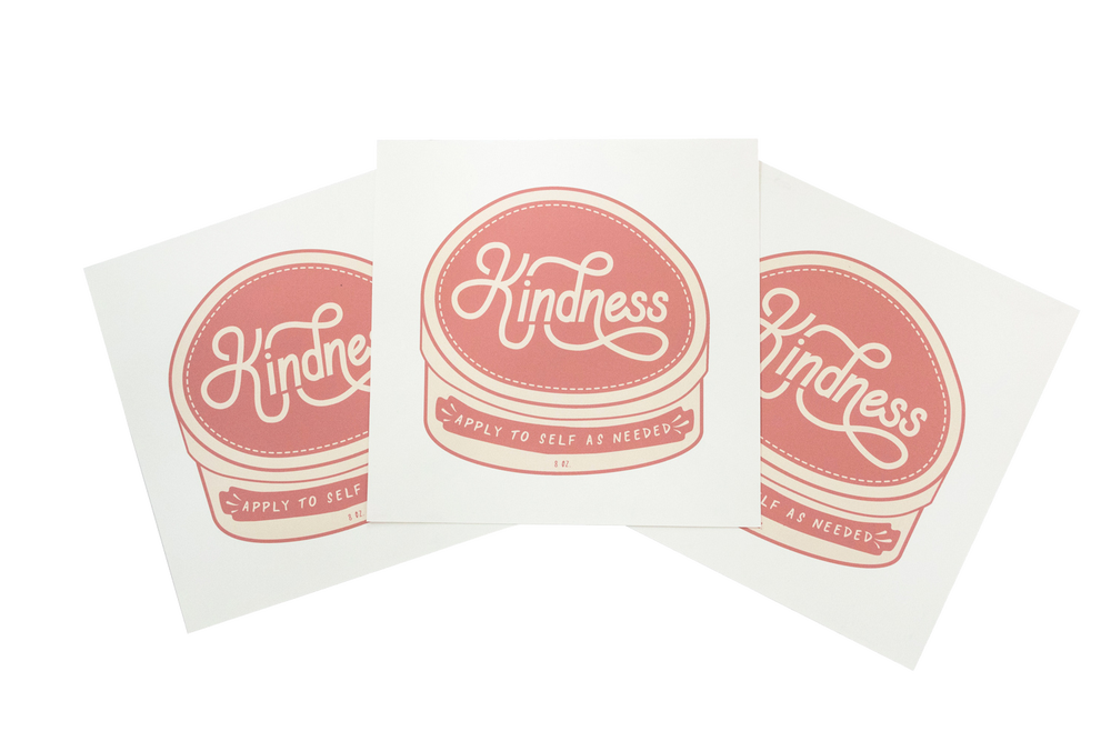 Image of Jar of Kindness Print