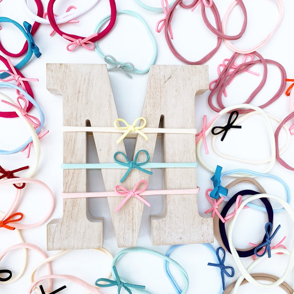 Image of Surprise Set of Dainty Bows