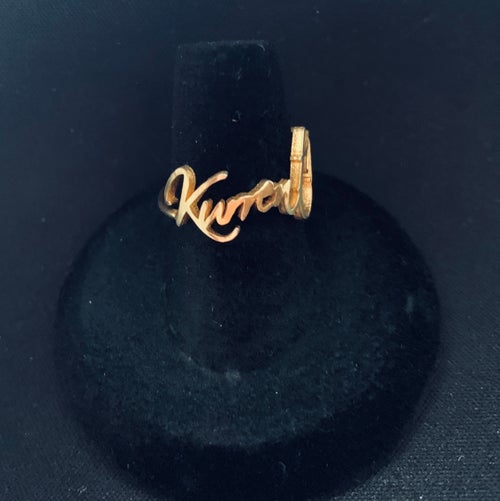 "Image of ""Minimalist Vibez"" 360 Ring"